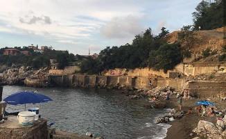 TCDD Üst Geçidi Kaldırınca Sahile Ulaşmak Çile Oldu