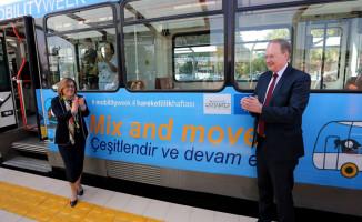 AB Büyükelçisi Berger: Gaziantep'te Tramvay Hizmeti Olması Beni Mutlu Etti