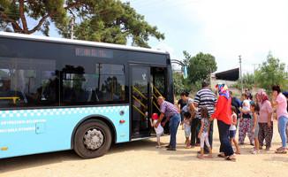 Antalya'nın Aksu İlçesi'nde Ulaşım Dört Dörtlük