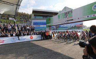 Ayçiçeği Bisiklet Vadisi Sakarya'ya Çok Yakıştı