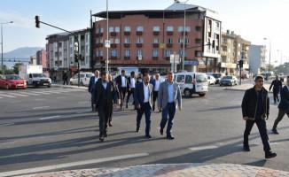 Bursa'da 2035 Ulaşım Master Planı Çalışmaları Sürüyor
