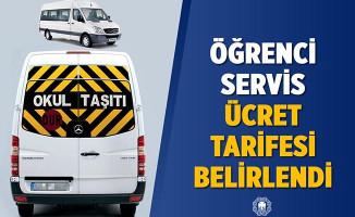 Diyarbakır'da Öğrenci Servis Ücret Tarifeleri Belirlendi