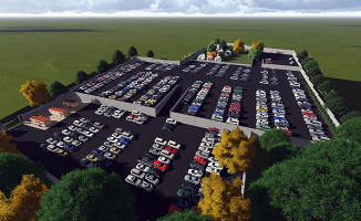 İzmir'de Hurda Araçlar İçin Otopark kuruluyor