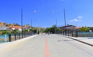 Nazilli'ye Modern ve Güvenli Yeni Köprü