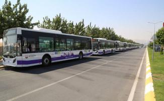 Şanlıurfa'da Otobüslerde Kara Kutu Sistemine Geçilecek
