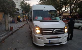 Alaşehir'de Toplu Ulaşıma Sıkı Denetim