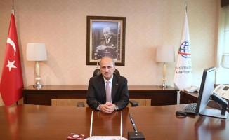 Bakan Turhan'dan Cumhuriyet Bayramı Mesajı
