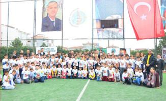 Çorlu Tren Kazasında Ölen Oğuz Arda'nın Anısına, Futbol Akademisi Açıldı