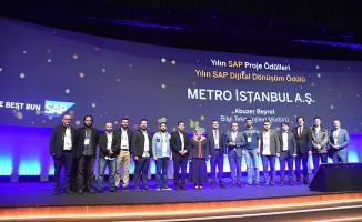 Metro İstanbul'a İki Ödül Birden!