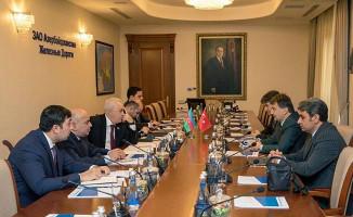 Azerbaycan Demiryollarının Yük Vagonları TÜDEMSAŞ'ta Üretilecek