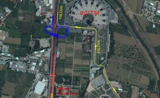 Bursa'da İstanbul Caddesi'nde Trafik Düzenlemesi!