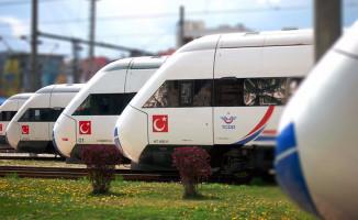 Demiryolu Yolcu Sayısı 183 Milyona Çıktı