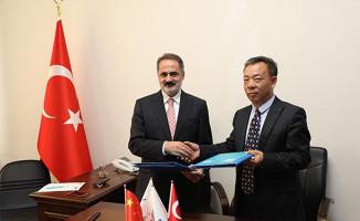 TCDD Taşımacılık Genel Müdürü Kurt: Çin Demiryolları ile Güzel İşler Yapacağız