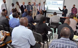Yapı Merkezi, Tanzanya'da TRC Personel Eğitimlerine Başladı
