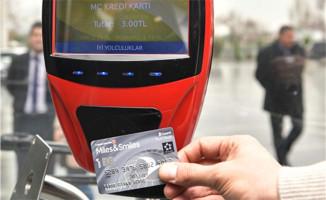 Ankara'da toplu ulaşımda devrim! Temassız kart dönemi başladı