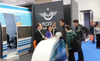 TCDD Taşımacılık Verimlilik ve Teknoloji Fuarı'na Katıldı