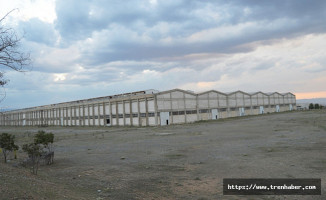 Vagon Fabrikası Kızılay'a Verildi