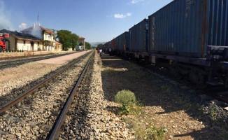 Yolçatı istasyonu faydalı yollarının uzatılması ihalesi