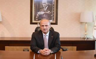 Bakan Turhan: En güvenli ulaşım sistemi demiryollarıdır