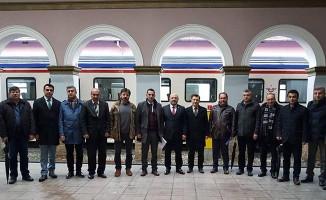 Bölge Müdürü Koçbay'dan STK'lara Ziyaret
