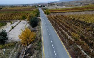 Büyükşehir'den Alaşehir Yollarına 33 Milyon Liralık Yatırım