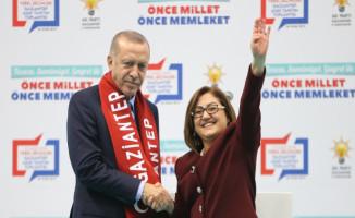 Erdoğan'dan Gaziray Projesine Övgü
