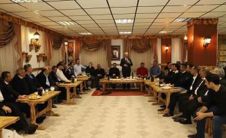 Erzincan'da Otobüs Şoförlerine Moral Motivasyon Gecesi