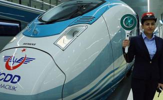Hızlı Tren Seferleri Eryaman YHT Gar'dan Yapılmaya Başlandı
