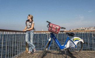 İzmir'de Bisiklet Kiralama Sistemi (BİSİM) Beşinci Yılını Doldurdu
