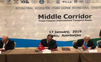 Trans Hazar Uluslararası Taşıma Birliği Azerbaycan'da Toplandı