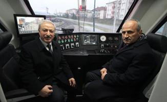 Ulaştırma Bakanı Turhan, TÜVASAŞ'ı Gezdi