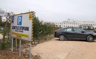 Büyükşehir'den Nilüfer'e Ücretsiz Otopark
