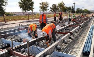 Eskişehir'de Tramvay Çalışmaları Nedeniyle Trafik Düzenlemesi