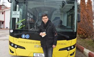 Halk Otobüsü Şoföründen İnsanlık Ölmedi Dedirten Hareket