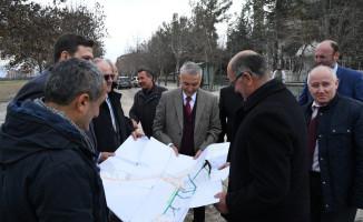 Isparta'nın Hemzemin Geçitli Kavşak Projeleri Onaylandı