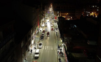 Ordu Zübeyde Hanım Caddesi'nde Değişim Devam Ediyor