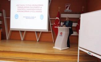Sakarya İl Sağlık Müdürlüğü Tarafından TÜVASAŞ Personeline Eğitim Verildi