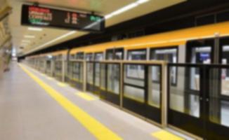 Sürücüsüz Metro Hattında Yolcu Rekoru!