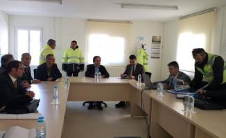 TCDD Genel Müdürü Uygun, İlk Ziyaretini Sivas'a Gerçekleştirdi