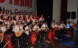 Türkü Treni Gecesi'ne Yoğun İlgi