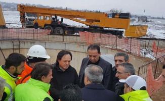 Uygun, Ankara-Sivas YHT Hattı'nın Tamamlanması İçin İş Başında