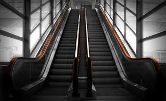Başkent'te Yürüyen Merdivenler Elden Geçiriliyor