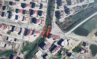 Büyükşehir'den Atakum'a 3,5 Milyon Liralık Köprü