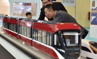 Dünya Demiryolu Sektörünün Nabzı Eurasia Rail İzmir 2019'da Atacak