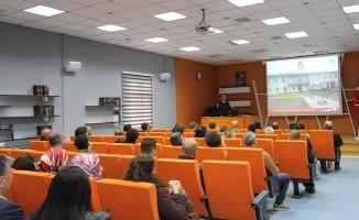 Eğitimcilerden TÜVASAŞ'a Ziyaret