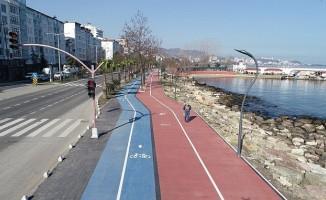Fatsa Koşu ve Bisiklet Yolu Hizmete Hazır