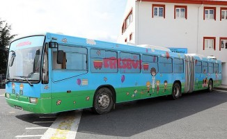 İBB Gençlik Meclisi 'Kreşbüs' İle Çocukların Hizmetinde