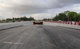 Kayseri'de Kesintisiz Ulaşım İçin Yeni Bir Katlı Kavşak Daha