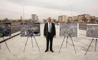 Kayseri'nin İlk Tüp Geçit Projesi Tanıtıldı