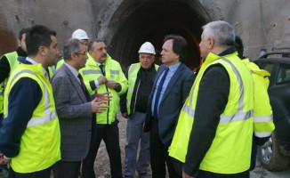 TCDD Genel Müdürü Uygun Köseköy-Gebze Hattını İnceledi